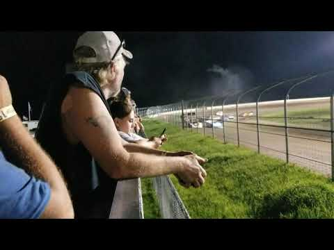 7-6-19 Junction Motor Speedway Late Model Feature Cory Dumpert