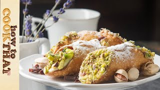 I made cannoli in Sicily with an Italian chef  | Genuine Italian #cannoli recipe