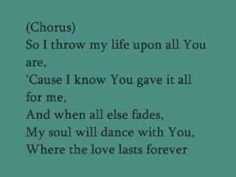 Where The Love Lasts Forever Lyrics