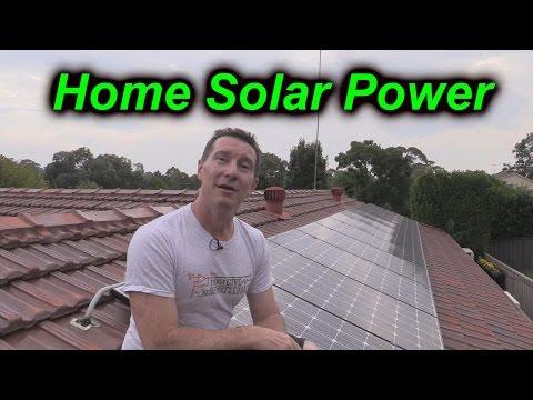 EEVblog #724 - Home Solar Power System Analysis & Update