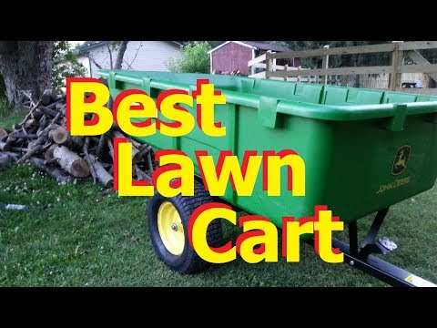 John Deere 17P Poly Dump Cart Build - Crafted Channel