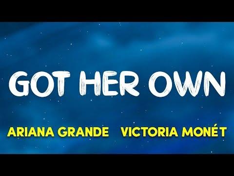 Ariana Grande & Victoria Monét - Got Her Own (Charlie's Angels Soundtrack) (Lyrics)
