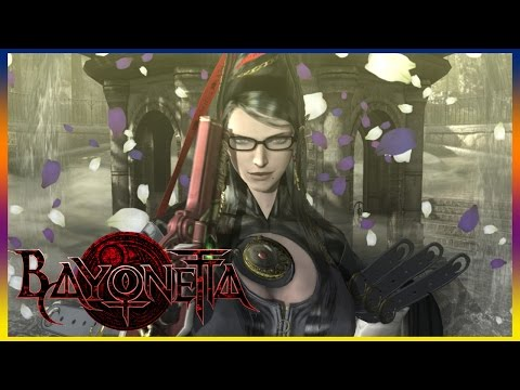 Cool Hack & Slash Game! Bayonetta PC Gameplay Playthrough #1 (Chapter 1-6)