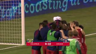 HIGHLIGHTS: Columbus Crew vs. Chicago Fire | June 6, 2018