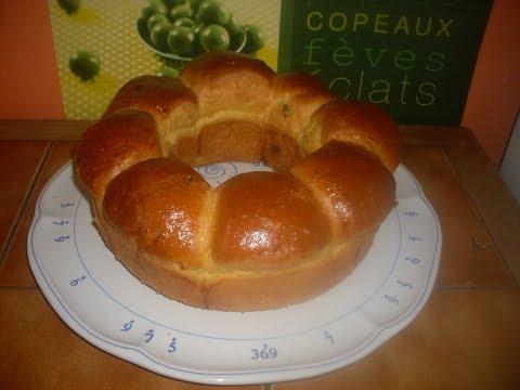 brioche-aux-raisins-sec-aromatisé-au-rhum---recette-brioche