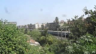 Lokmanya Tilak Terminus - Varanasi KAMAYANI EXPRESS, Kopar - Dombivli