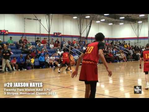 Jaxson Hayes (6