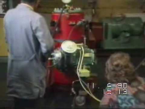 Inventor Jailed - oil-free compressor invention stolen