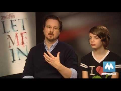 LET ME IN  Movie Secrets with Matt Reeves Cloverfield 2 director & Kodi SmitMcPhee