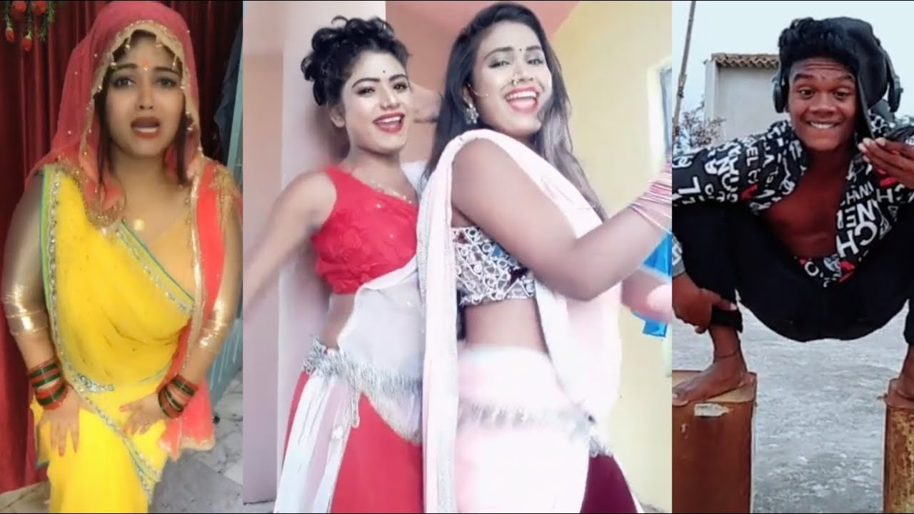 Vigo video!! TikTok videos!! Likee video!! Comedy bhojpuri dance videos