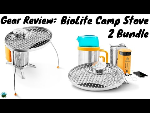 BioLite Camp Stove 2 Bundle Unboxing & Review