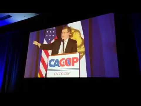 CAGOP Convention 2017: Grover Norquist of Americans for Tax Reform