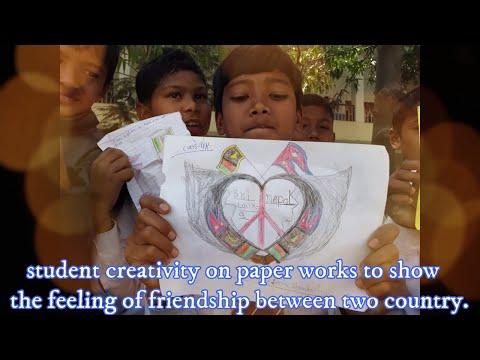 ISA NEPAL SRI LANKA COLLABORATIVE PROJECT || FOOD FESTIVAL