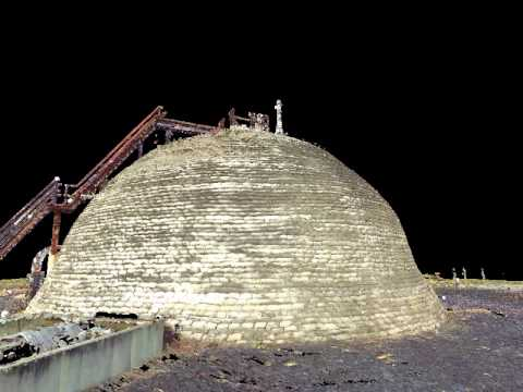 LiDAR Survey of Beehive Launch Complex 31/32 at Cape Canaveral