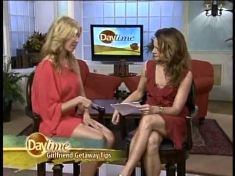 The Getaway Girl's Travel Tips - Daytime TV Show