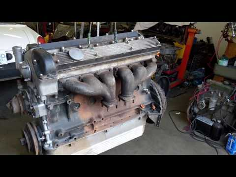 My Junk E-Type Engine Part I