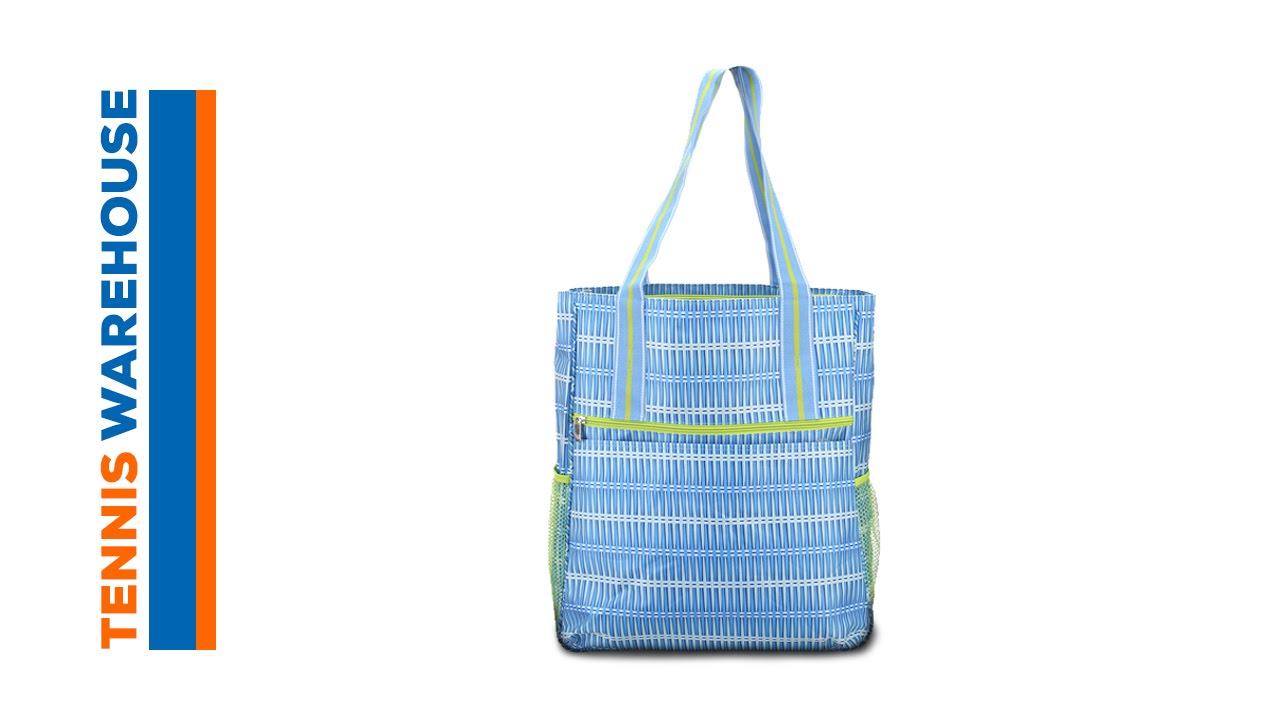 All For Color Tennis Shoulder Bag