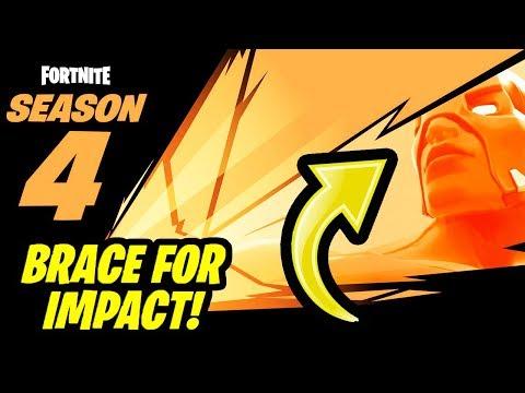 *NEW* FORTNITE SEASON 4 NEWS: SUPERHEROES & METEOR CONFIRMED! (Fortnite: Battle Royale Season 4)