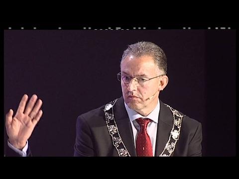 Opening Powering Progress Together forum