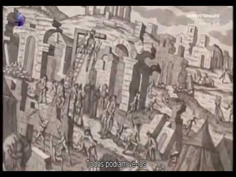 Sismo de Lisboa 1755 - A Ira de Deus - Catástrofes Extraordinárias