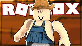 ROBLOX COWBOY ANIMATION PACKAGE | CANCELLED ANIMATION PACKAGE