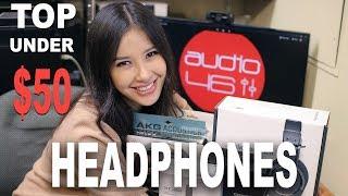 Video BEST HEADPHONES UNDER $50, 2018 download MP3, 3GP, MP4, WEBM, AVI, FLV Juli 2018