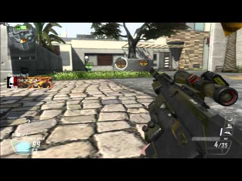 "Black Ops 2 : ""Gaming in South Africa!"" : Gameplay/Commentary (DSR 50 Sniper)"