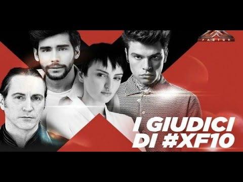 X-Factor 10: Audizioni 1 [15/09/16]