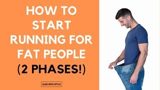 How to start running for fat people [and beginners]!