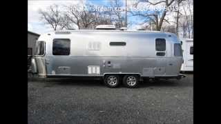 2015 Airstream Flying Cloud 25b Camping Travel Trailer For Sale
