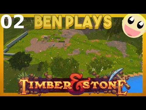 Timber and Stone S3E02 - Name Requests and Merchants