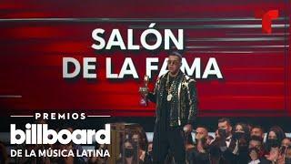 Daddy Yankee recibe el premio Billboard Salón de la Fama   Telemundo Entretenimiento
