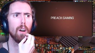 """Asmongold Reacts To """"The Problem in the Mists (of Pandaria)"""" By Preach Gaming"""