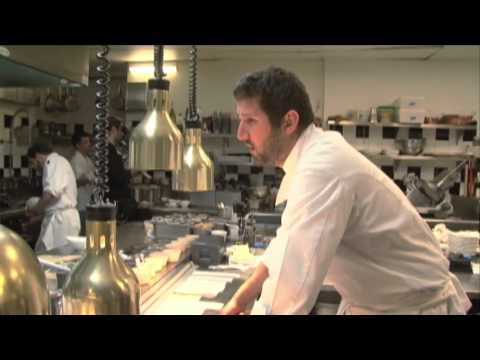 Paul Gerard's WORK THE LINE featuring Anthony Bourdain & Tom Colicchio