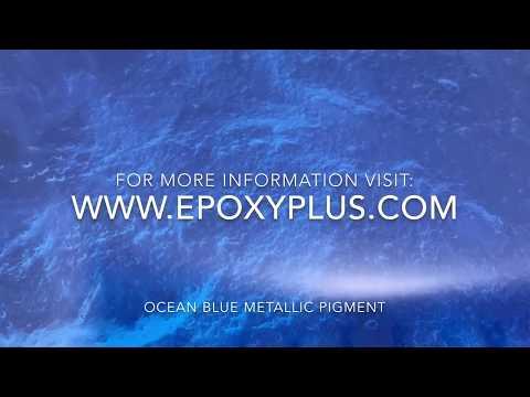 OCEAN BLUE EPOXY