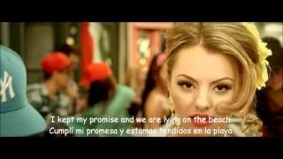 Alexandra Stan - Lemonade (Lyrics - Sub Español) Video Official
