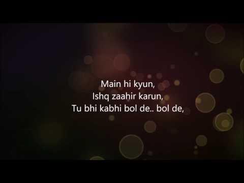 Zaalima Lyrics   Raees   Lyrics   Shah Rukh Khan & Mahira Khan   Arijit Singh & Harshdeep Kaur