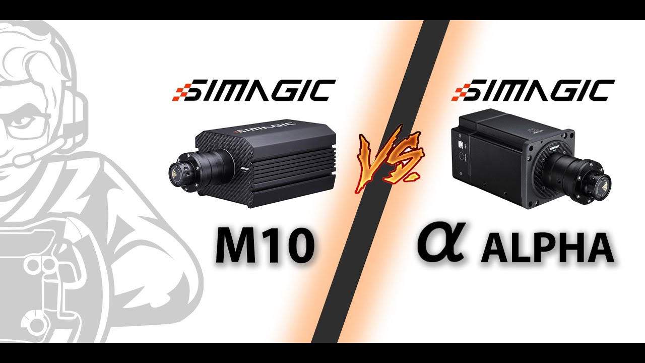 Simagic M10 And Alpha Buyers Guide