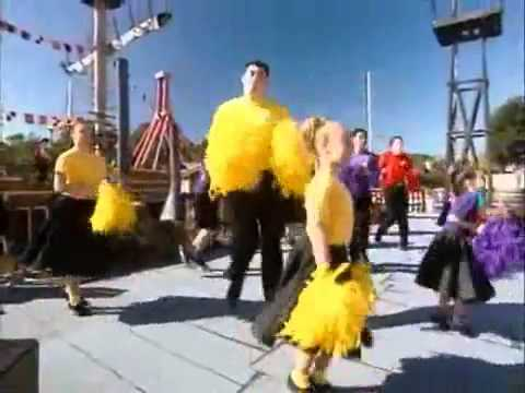 The Wiggles - Go Captain Feathersword Ahoy Music Video!