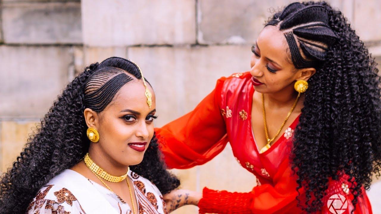 eritrean wedding  bridal shower music video  haben's bridal shower