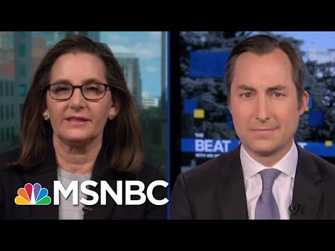 Dem: I Expect Roger Stone To Be Indicted For Lying To Congress | The Beat With Ari Melber | MSNBC