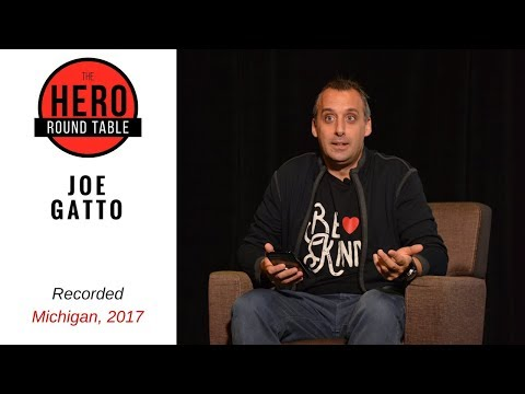 Joe Gatto: How Impractical Jokers Helps Me Be Ready For Anything