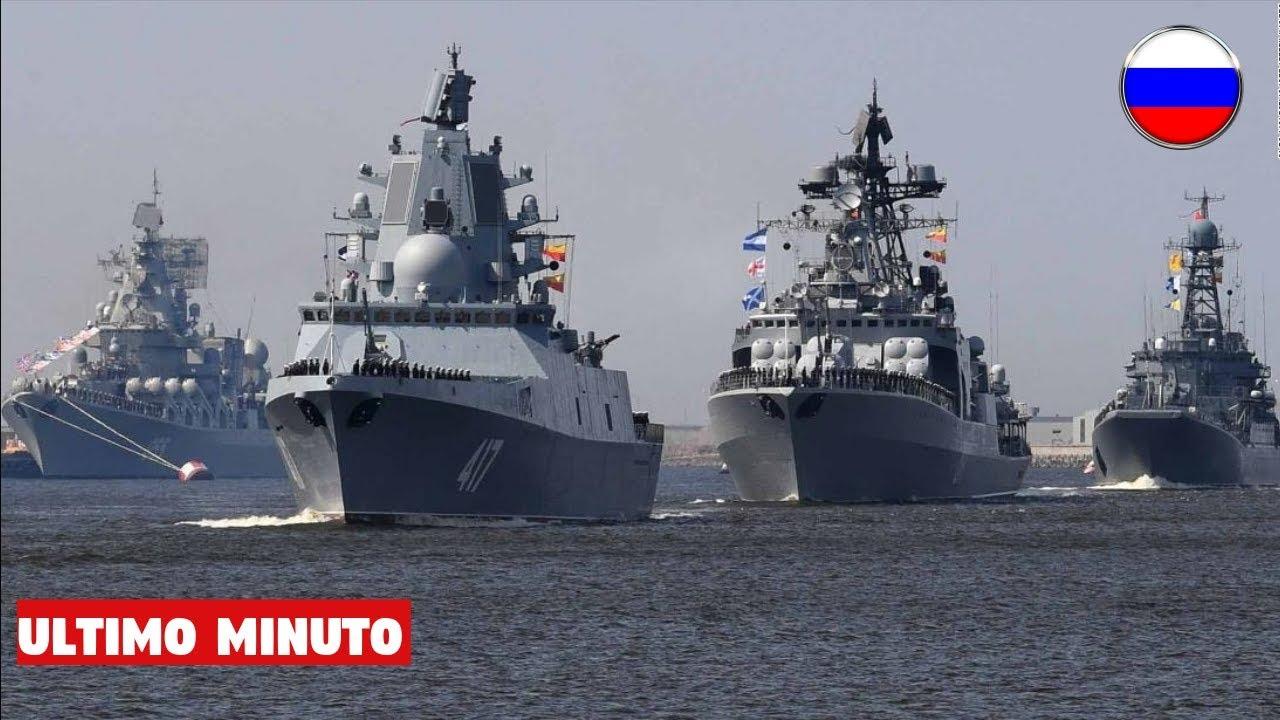 Venezuela autoriza a buques de guerra Rusos navegar por sus aguas #1