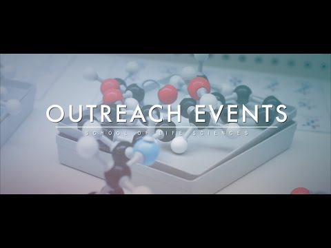 Outreach Events : The School Of Life Sciences