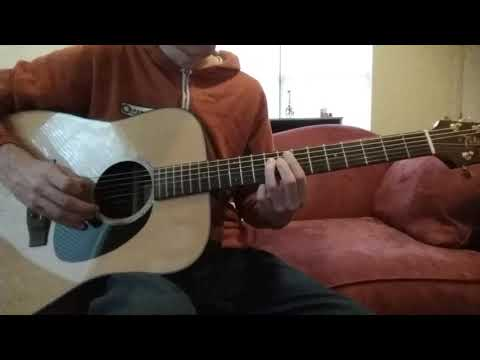 Cape Dory - Tennis - Acoustic Guitar Cover