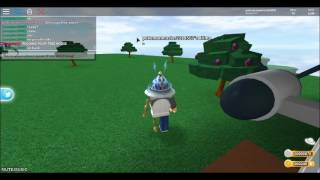 Finding rare fruits inside ROBLOX Treelands Beta!