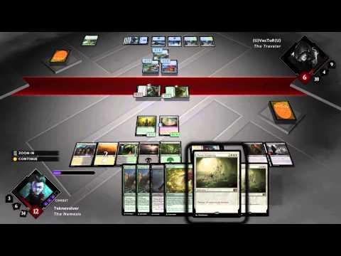 Magic 2015 - Vector Graphics ( Custom Deck Multiplayer Drudge Build )