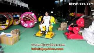 2015 NEW Amusement Rides Walking Robot -Battery Walking Robot Rides