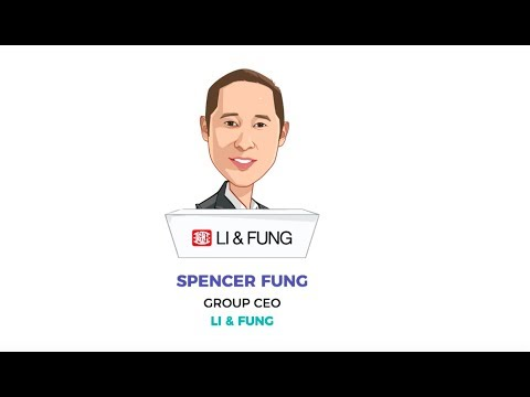 Spencer Fung, Group CEO, Li & Fung