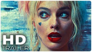 BIRDS OF PREY Official Trailer #2 (2020) Margot Robbie, Harley Quinn DC Movie HD